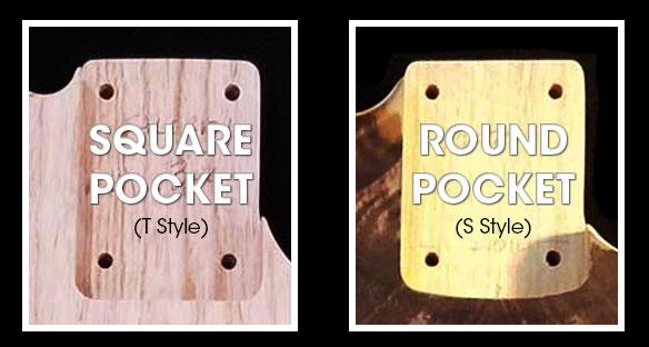 Neck Pockets